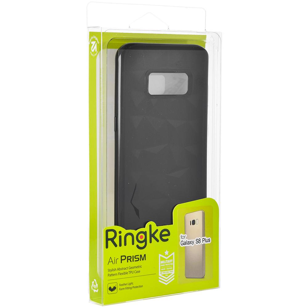 Etui Ringke Air Prism Samsung Galaxy S8 Plus Czarne Ink Black For Iphone 7 Oryginalne Od Marki Rearth Dla
