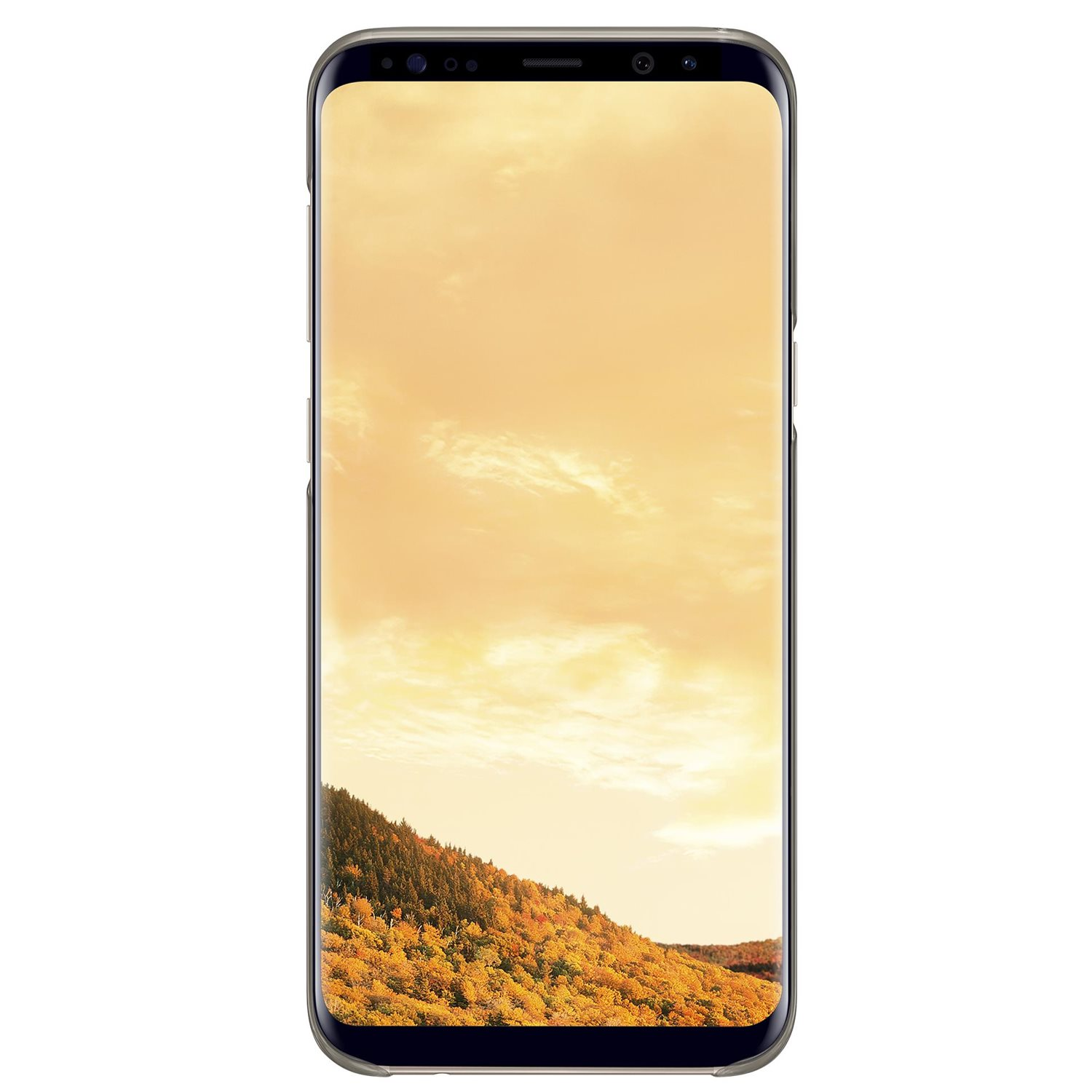 Etui Samsung Clear Cover do Galaxy S8 Plus caseE