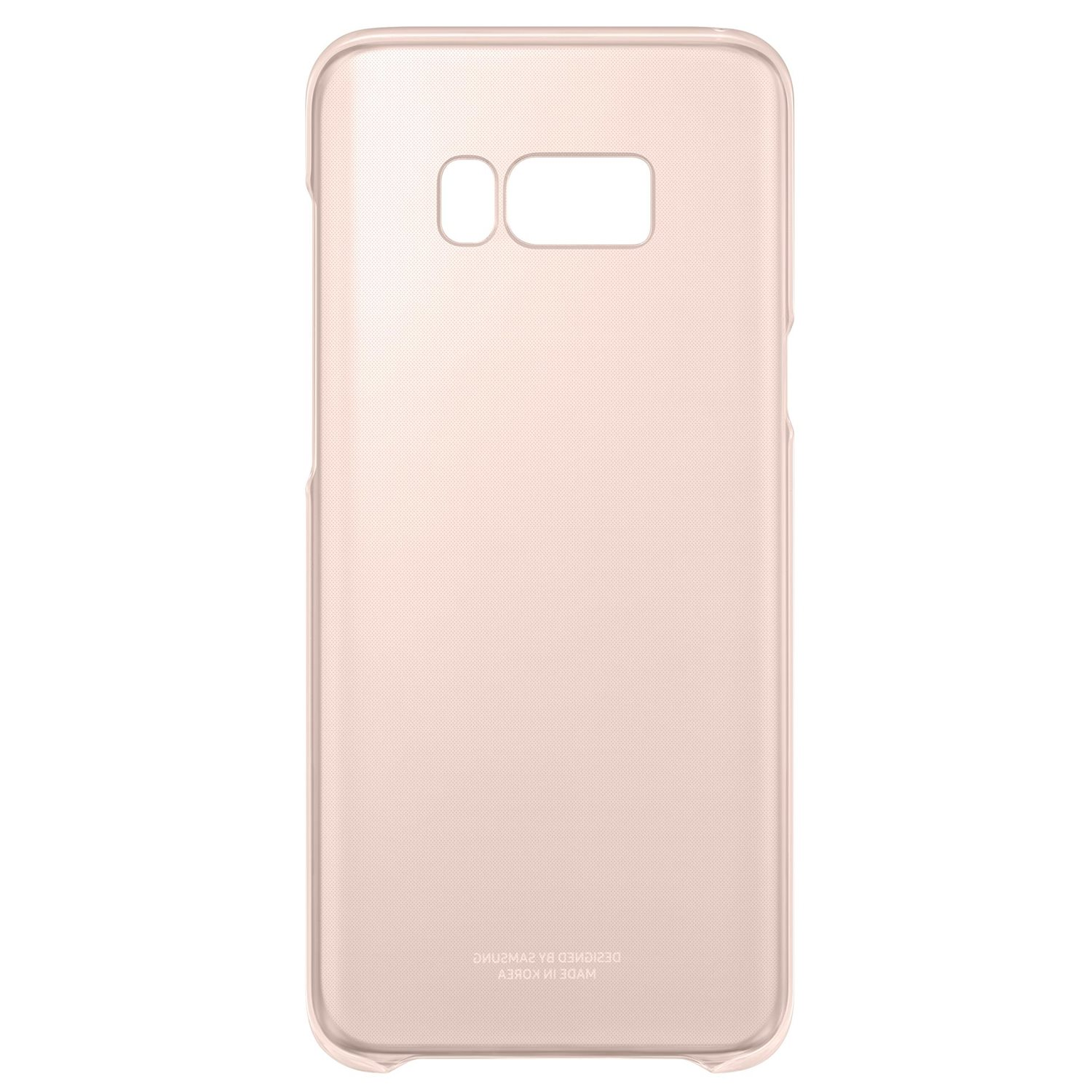 Etui Samsung Clear Cover do Galaxy S8 Plus caseC