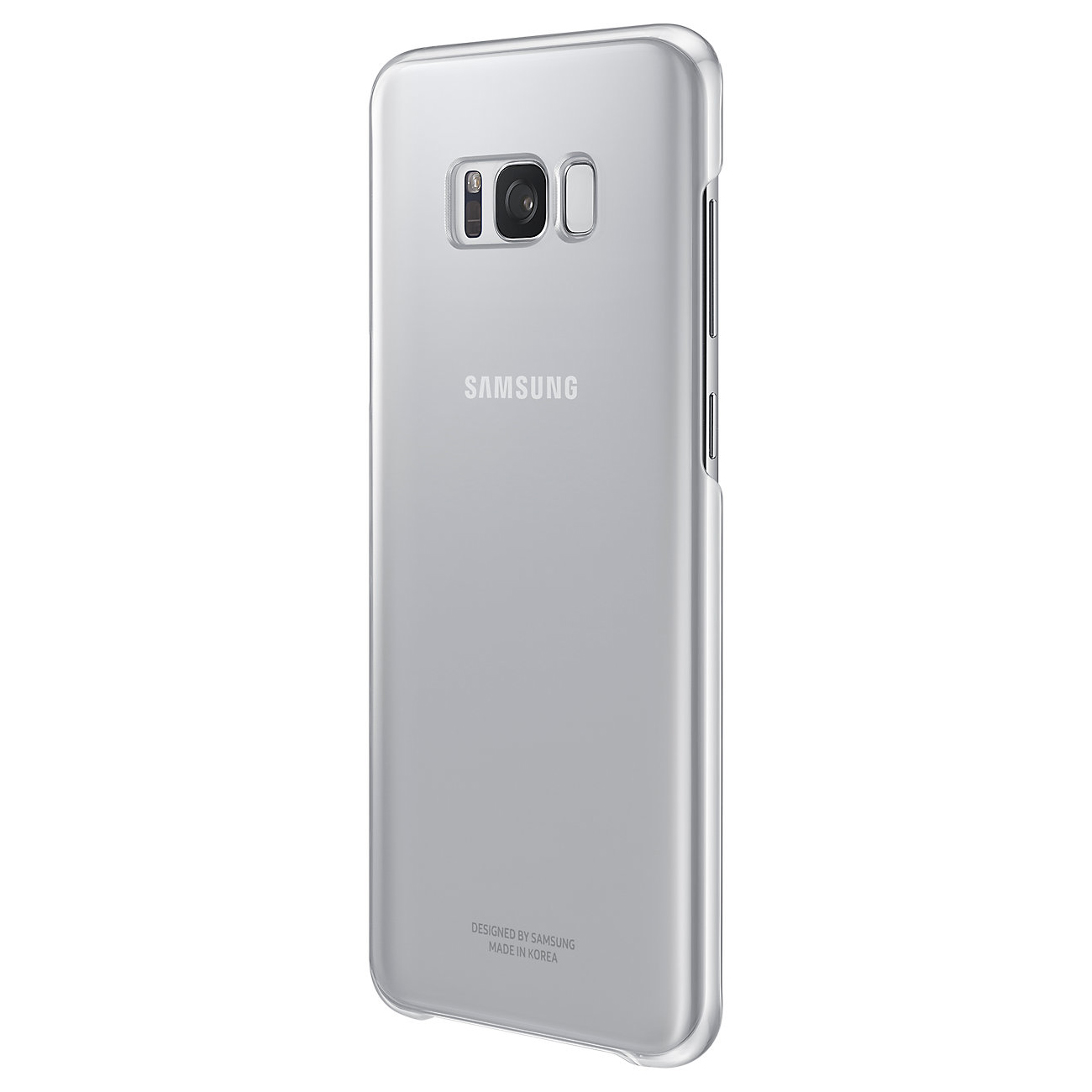 Etui Samsung Clear Cover do Galaxy S8 Plus caseB