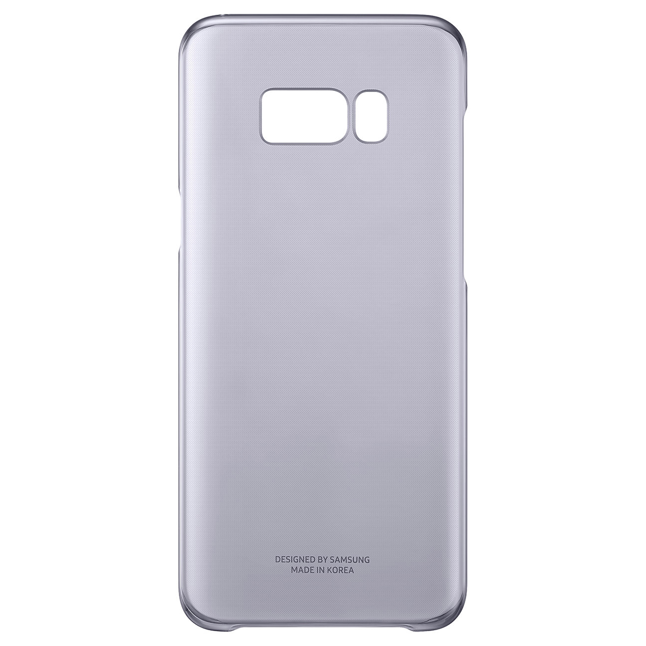 Etui Samsung Clear Cover do Galaxy S8 Plus caseD
