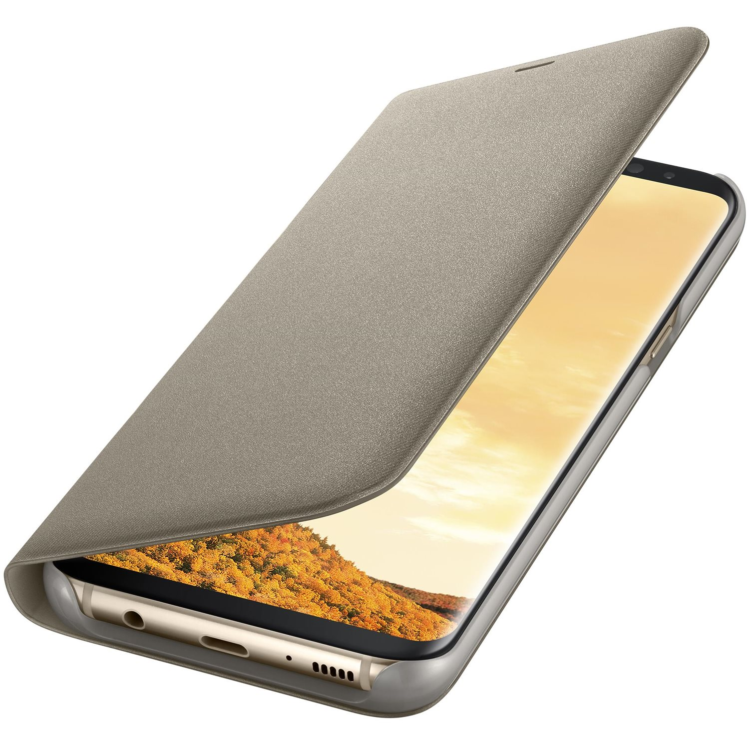 Etui Samsung Led View Cover do Galaxy S8 Plus caseB