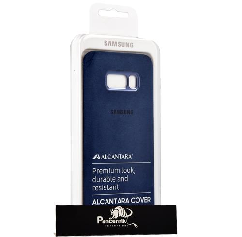 Etui Samsung Clear Cover Galaxy S8 Plus, blue