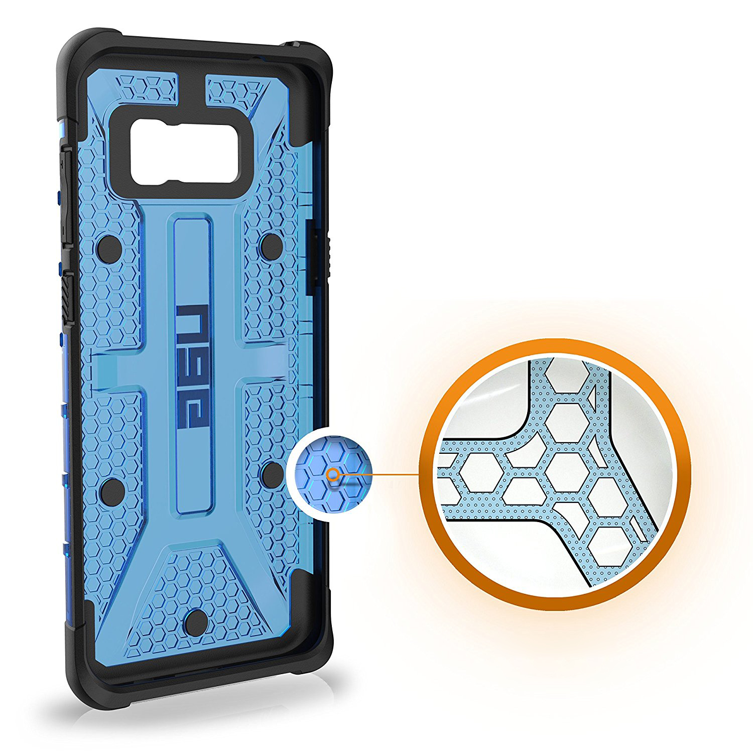 Etui Urban Armor Gear Plasma dla Galaxy S8 Plus case