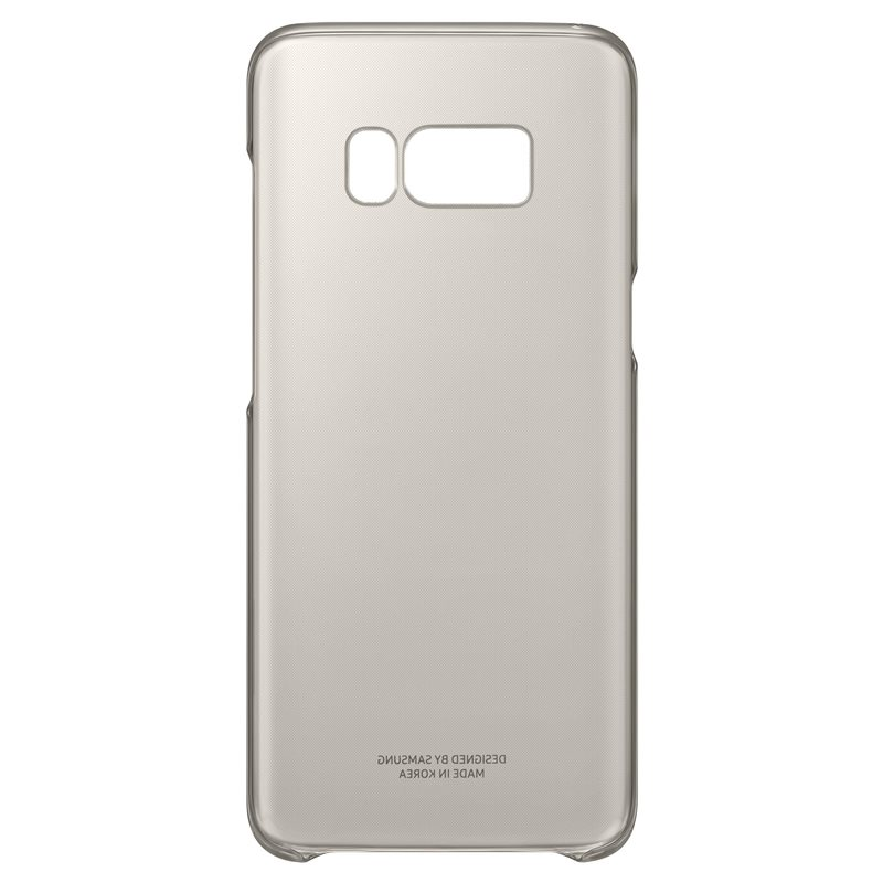 Etui Samsung Clear Cover do Galaxy S8 caseC