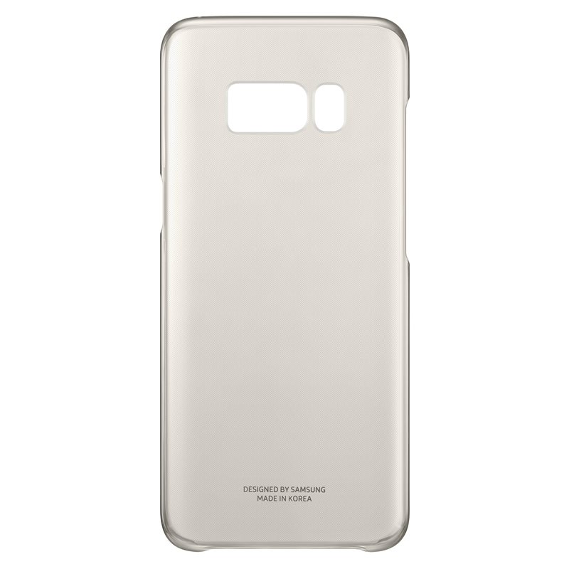 Etui Samsung Clear Cover do Galaxy S8 caseD