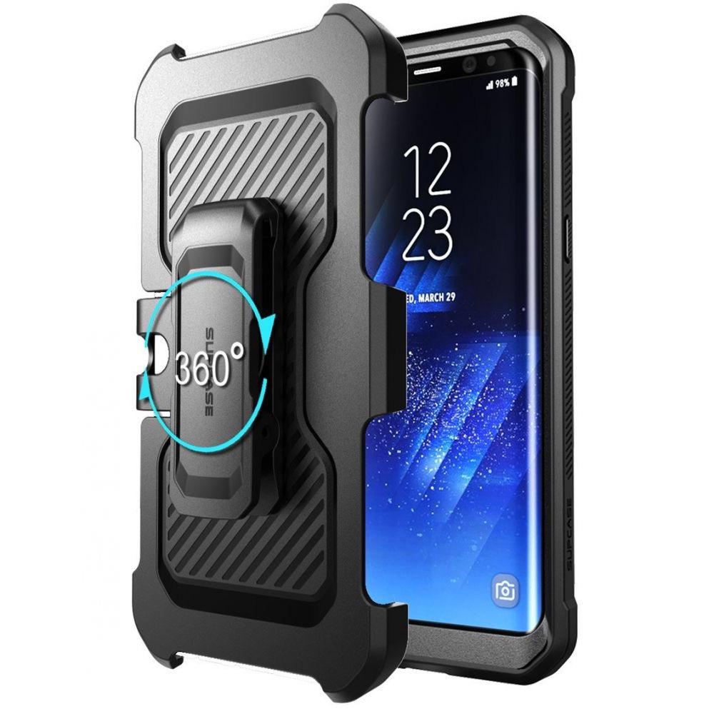 competitive price 4c532 24c86 Etui Supcase Unicorn Beetle Pro Galaxy S8, Black
