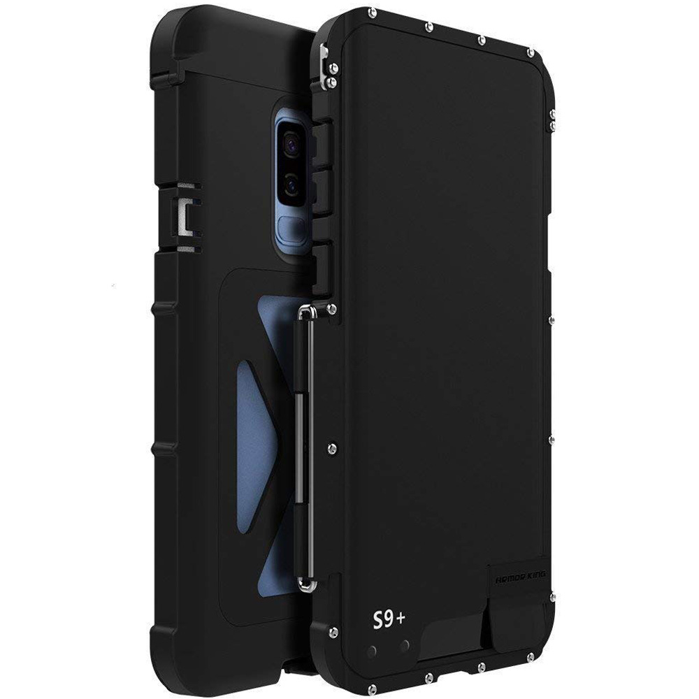 Oryginalne etui marki R-Just Armor King case dla Galaxy S9 Plus