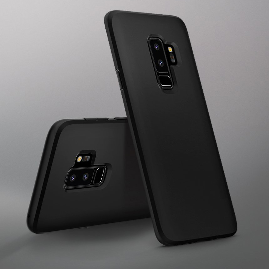 Etui Spigen Liquid Crystal dla Galaxy S9 Plus