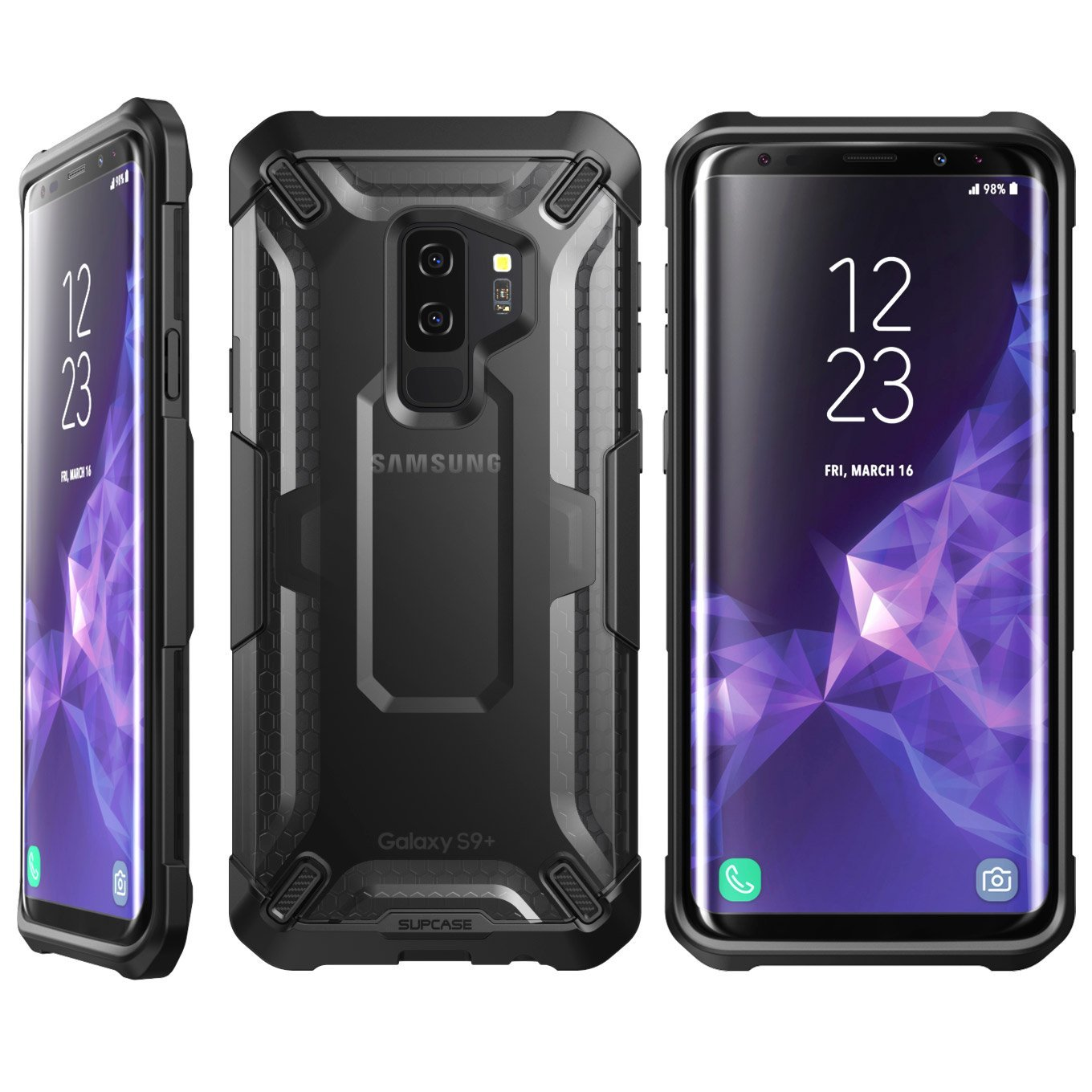 Etui Supcase Unicorn Beetle Hybrid dla Galaxy S9 Plus