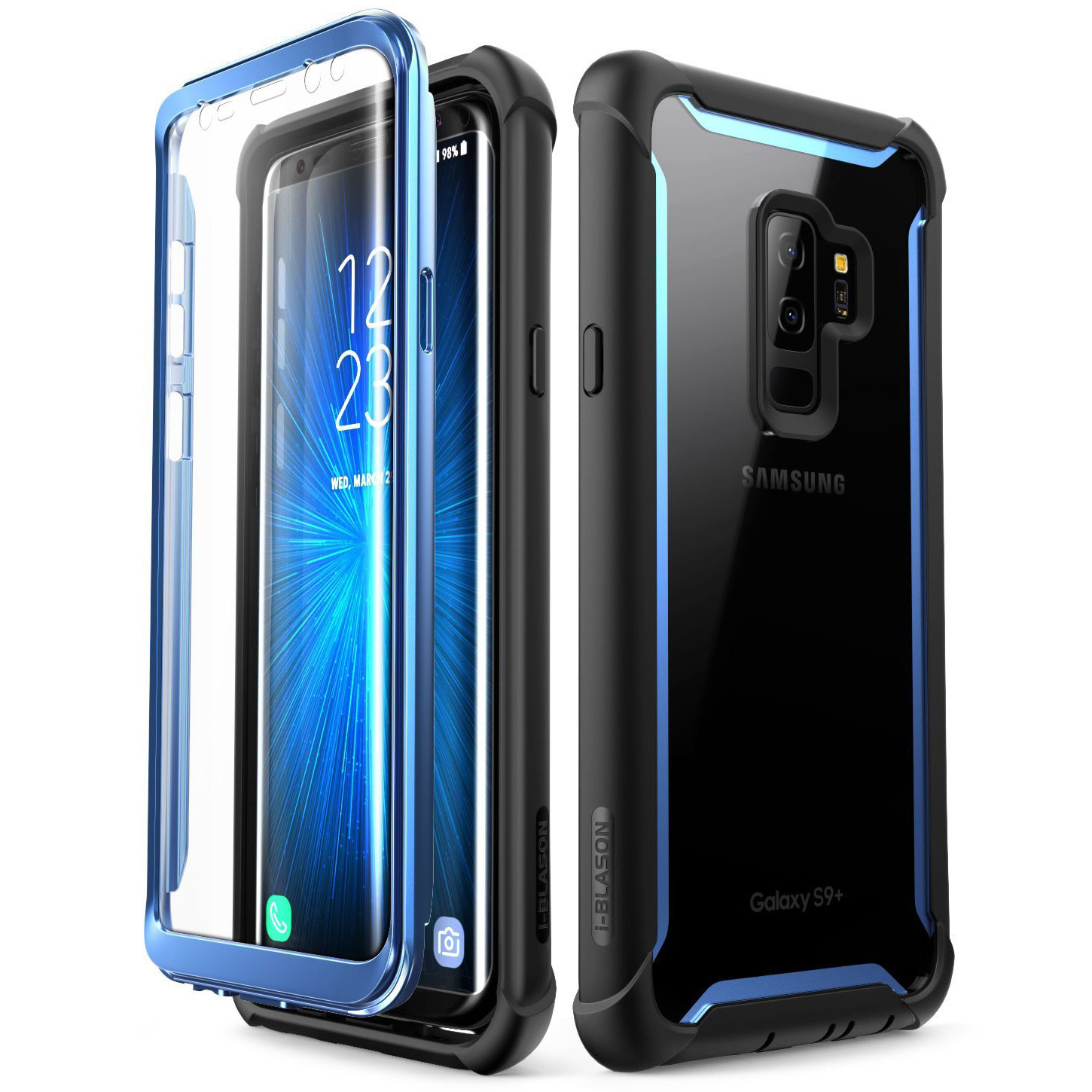 Etui pancerne Supcase i-Blason Ares do Galaxy S9 Plus