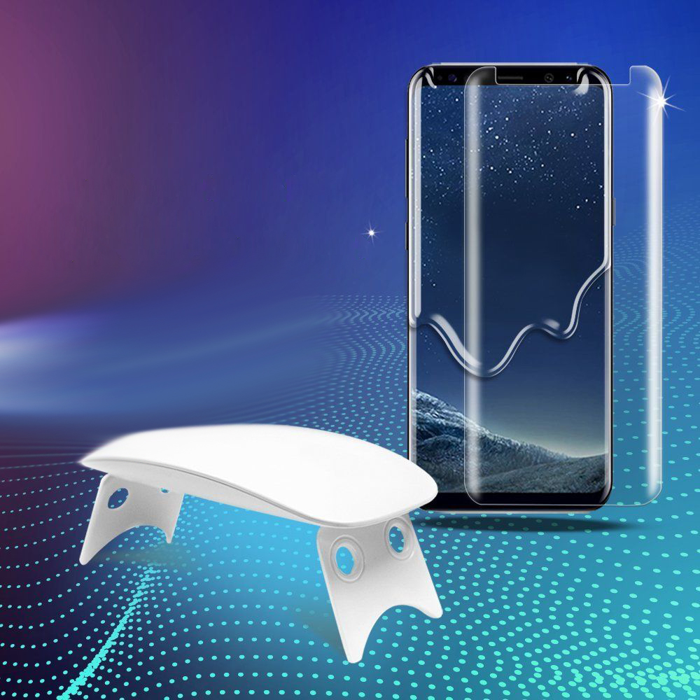 Szkło hartowane Whitestone DOME Glass do Galaxy S9 Plus