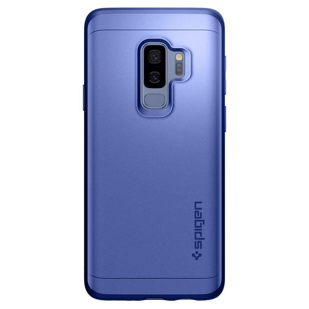 new style a51e4 e5f86 Etui Spigen Thin Fit 360 Galaxy S9 Plus, niebieskie