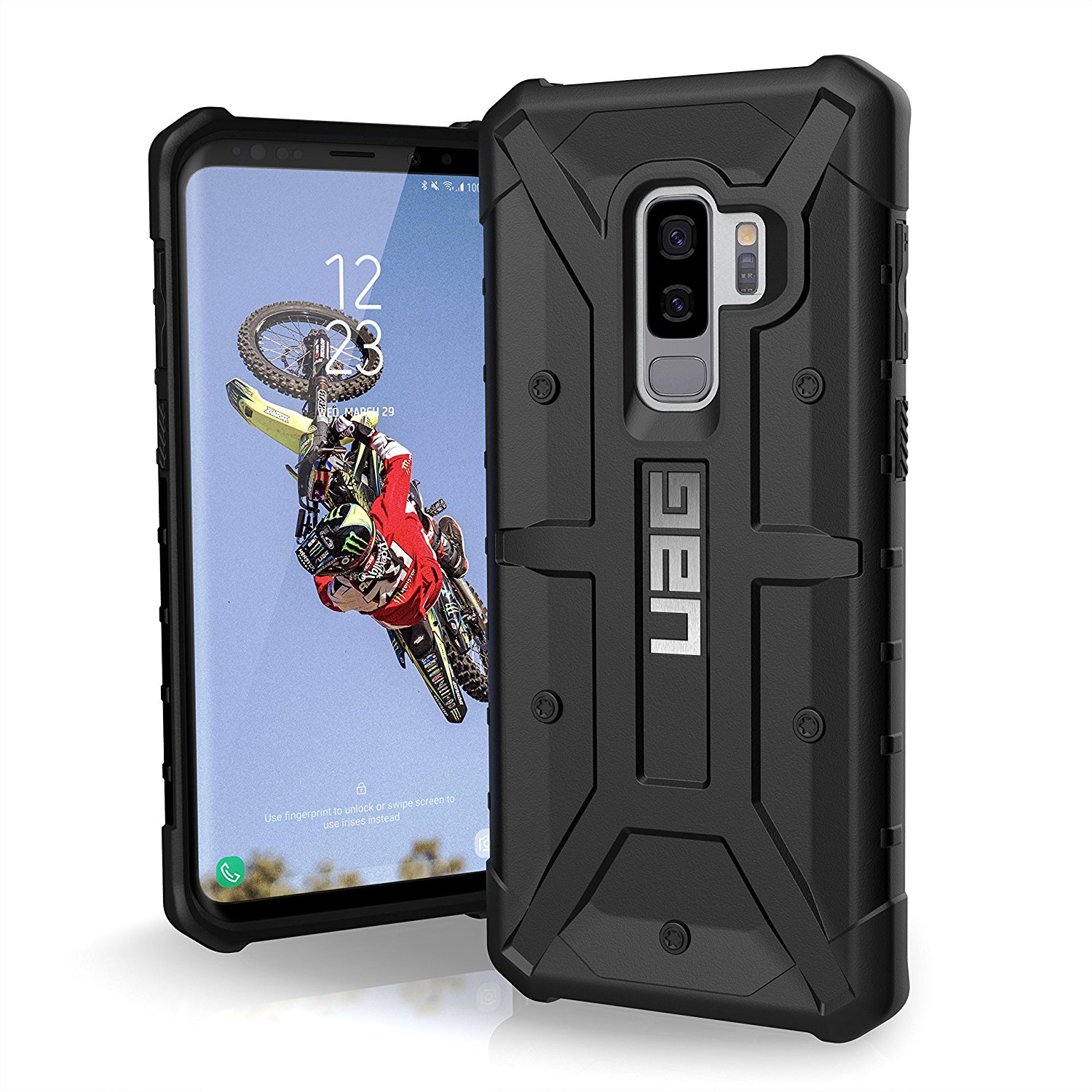 Etui Urban Armor Gear Pathfinder dla Samsung Galaxy S9 Plus
