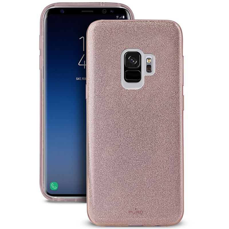 Etui Puro Glitter Shine Cover do Samsung Galaxy S9 CaseB