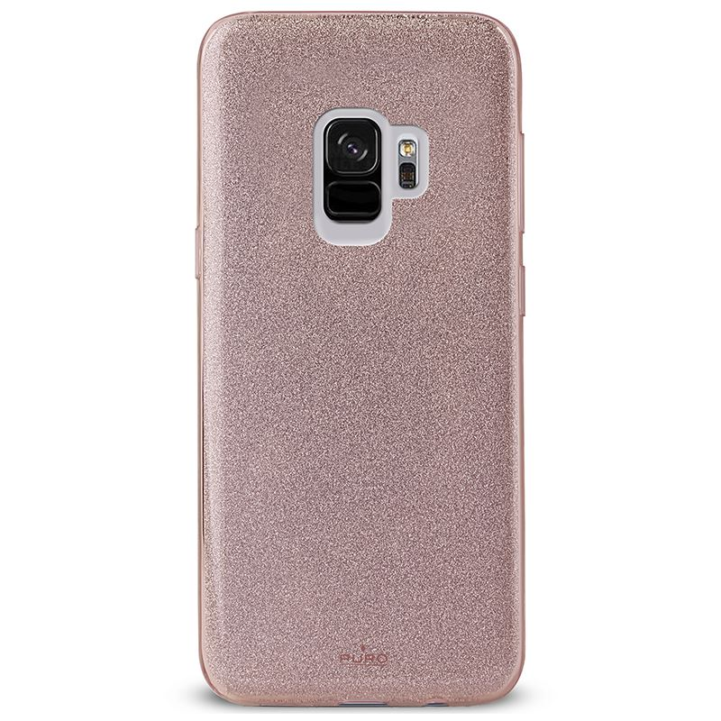 Etui Puro Glitter Shine Cover do Samsung Galaxy S9 CaseC