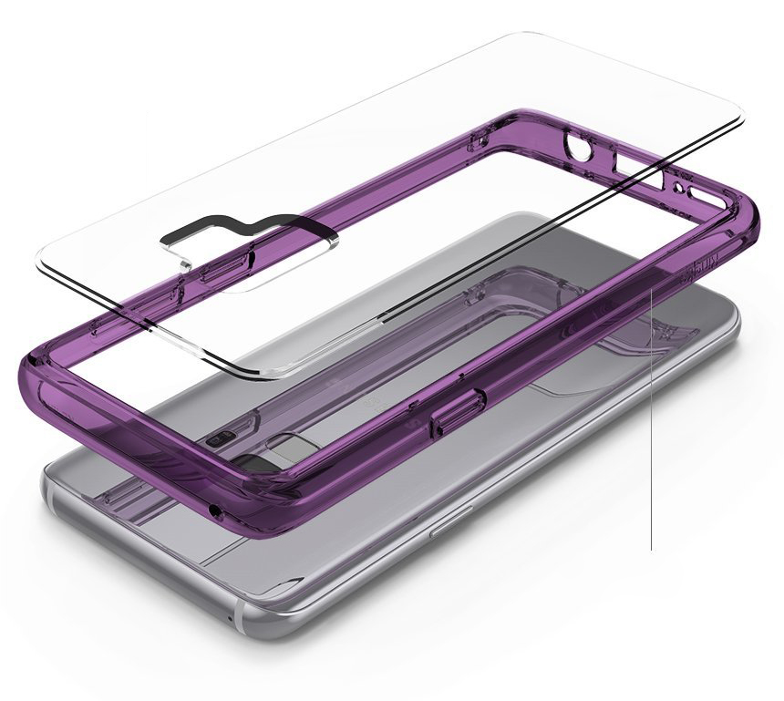 Etui Rearth Ringke Fusion do Galaxy S9