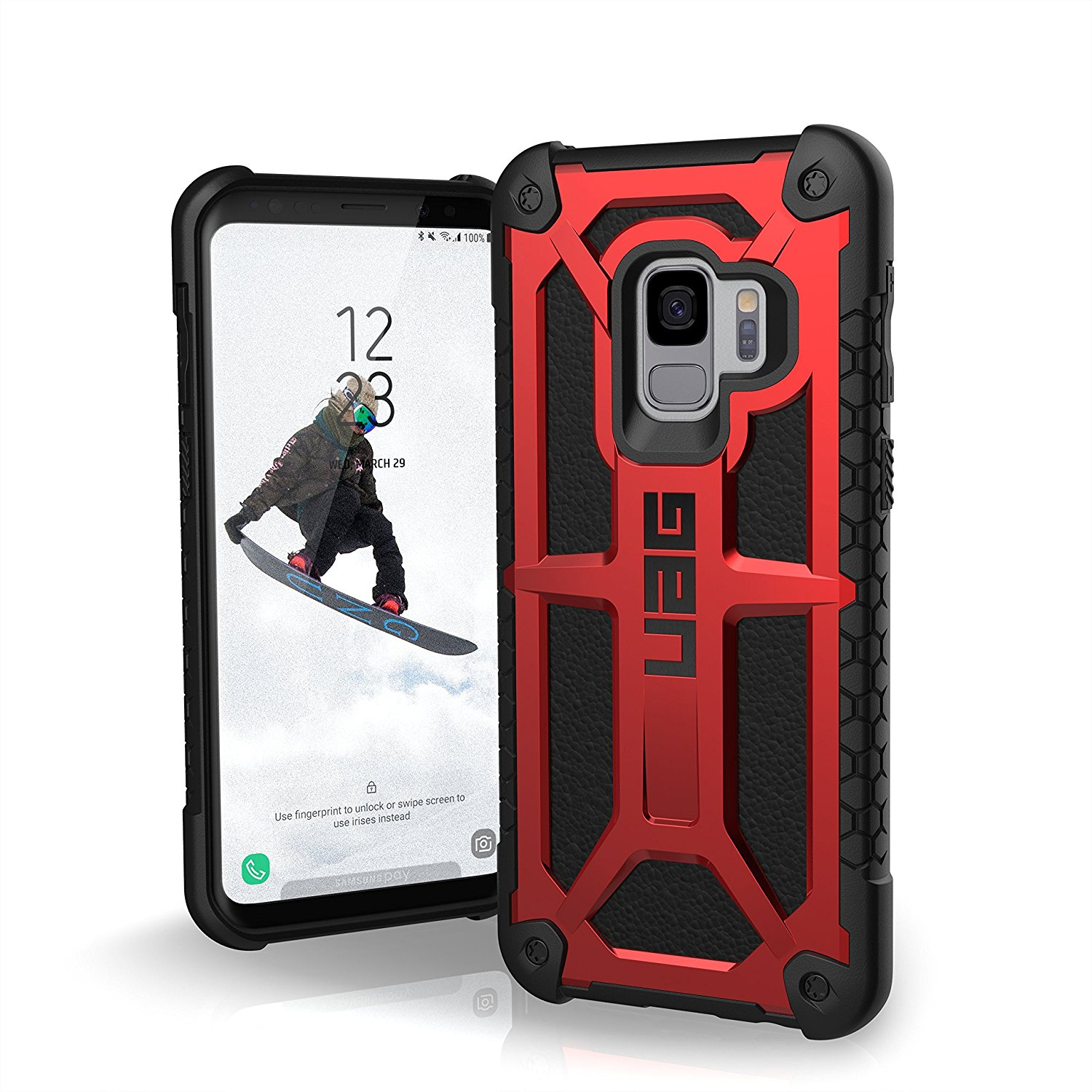 Etui Urban Armor Gear Monarch dla Samsung Galaxy S9