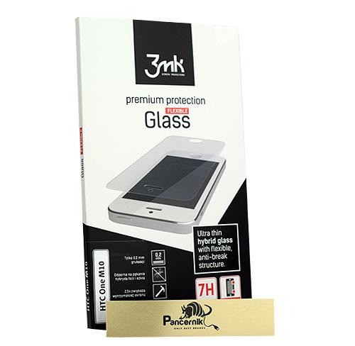 szkło na ekran 3mk flexible glass HTC One M10