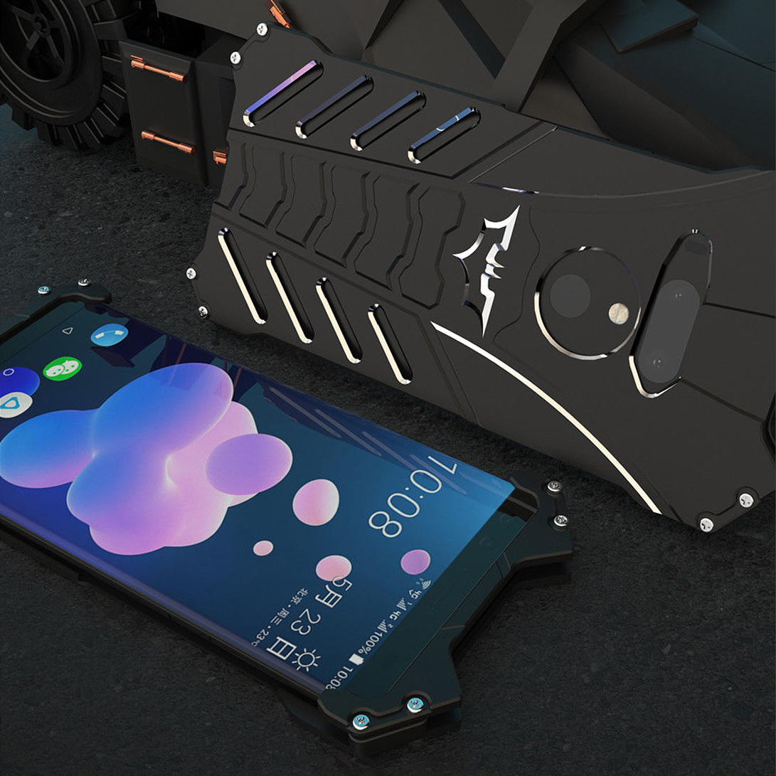 Oryginalne etui marki R-Just dla HTC U12 Plus, Batman case