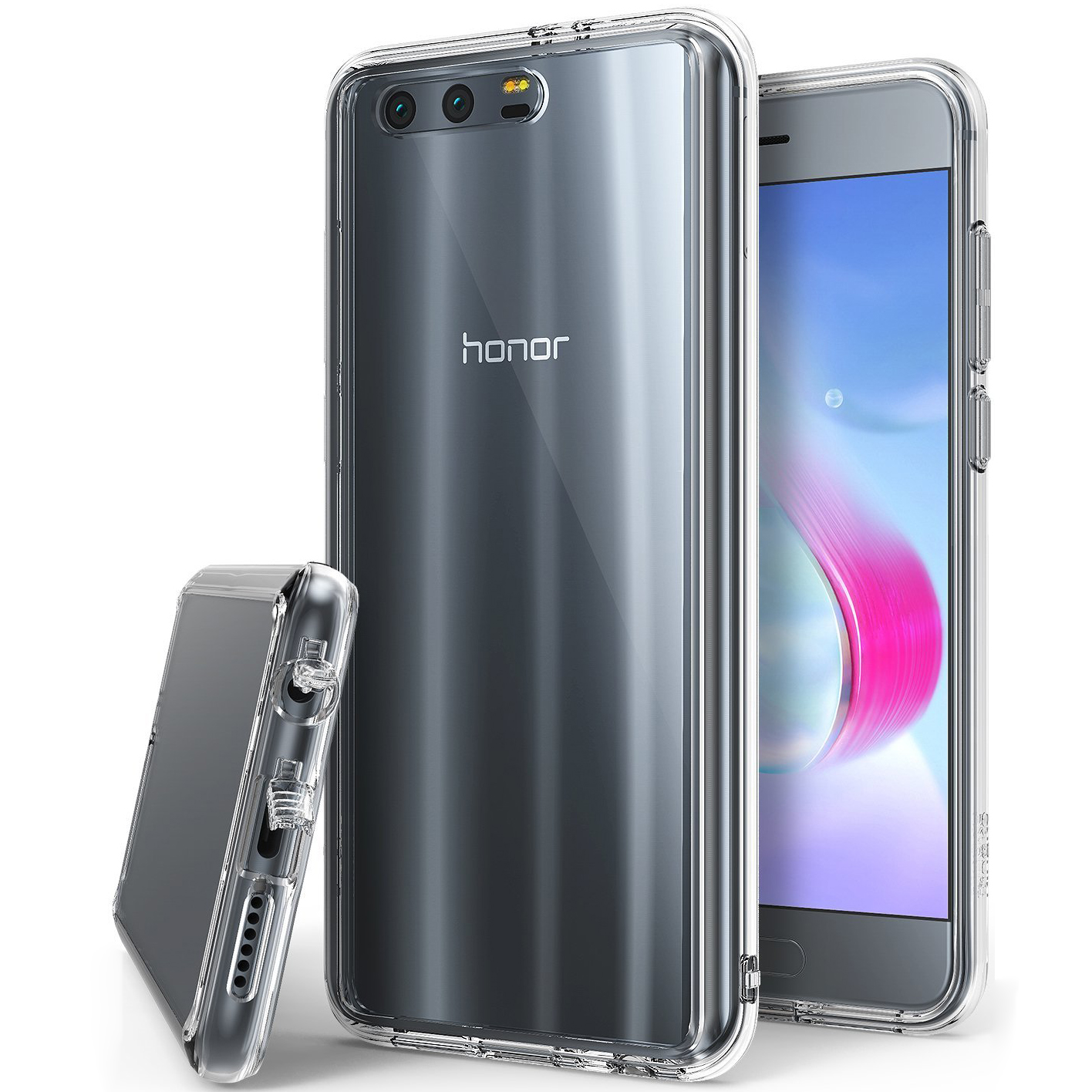 Etui Rearth Ringke Fusion do Huawei Honor 9