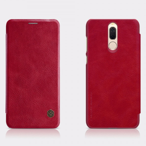 Etui Nillkin QIN Leather Case do Huawei Mate 10 Lite