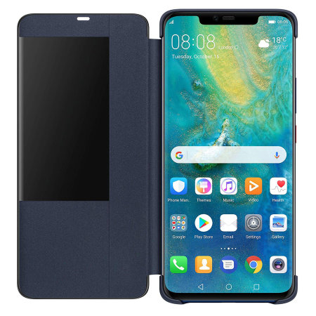 Etui Smart View Flip Cover do Huawei Mate 20 Pro.