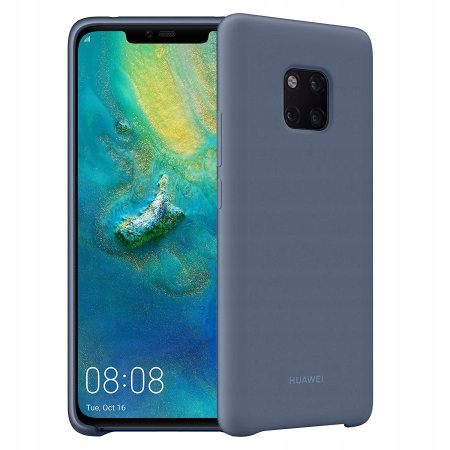 Etui Silicone Case do Huawei Mate 20 Pro