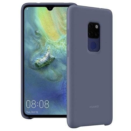 Etui Silicone Case do Huawei Mate 20