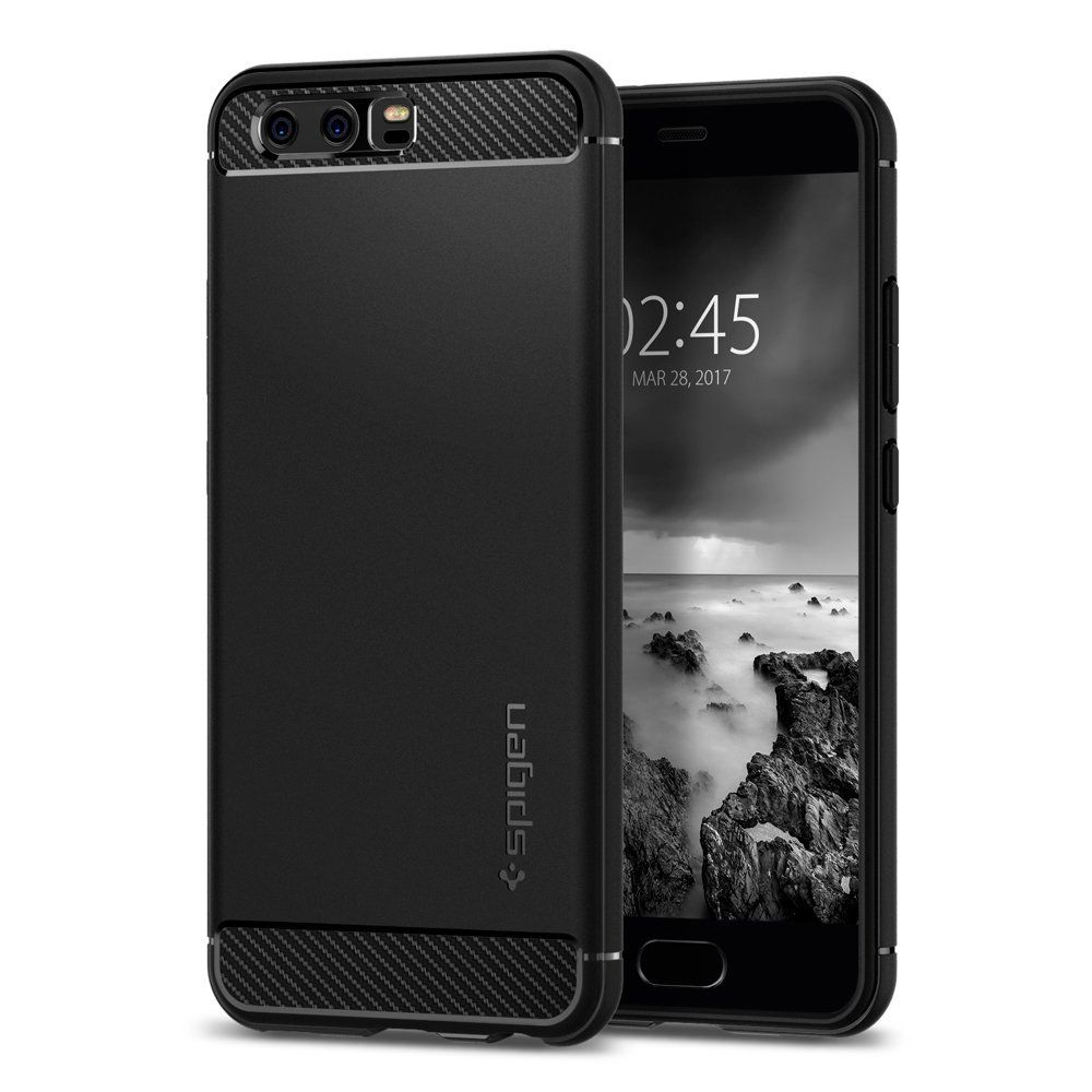 Etui Spigen Rugged Armor do Huawei P10
