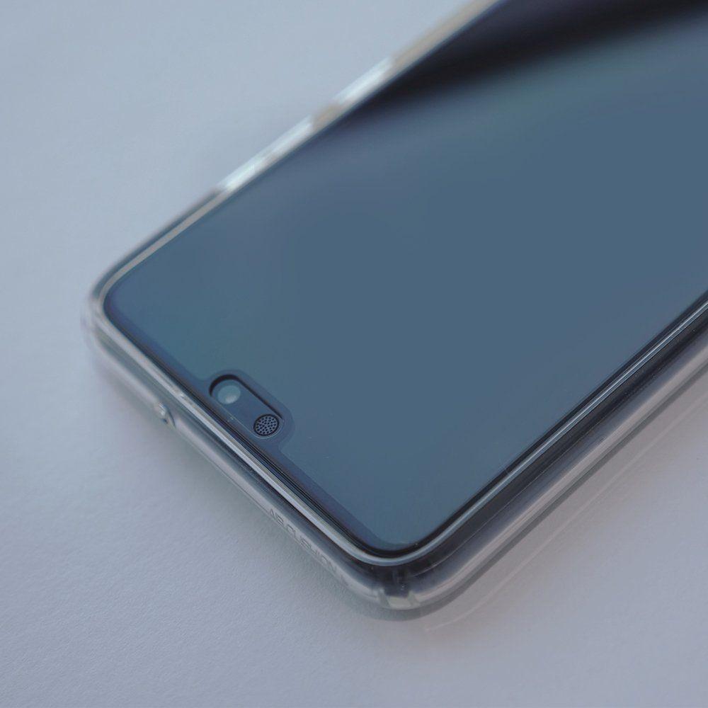 new style b7b1a bf6d8 Szkło do etui Spigen Glas.tr Slim Huawei P20 Pro, czarne