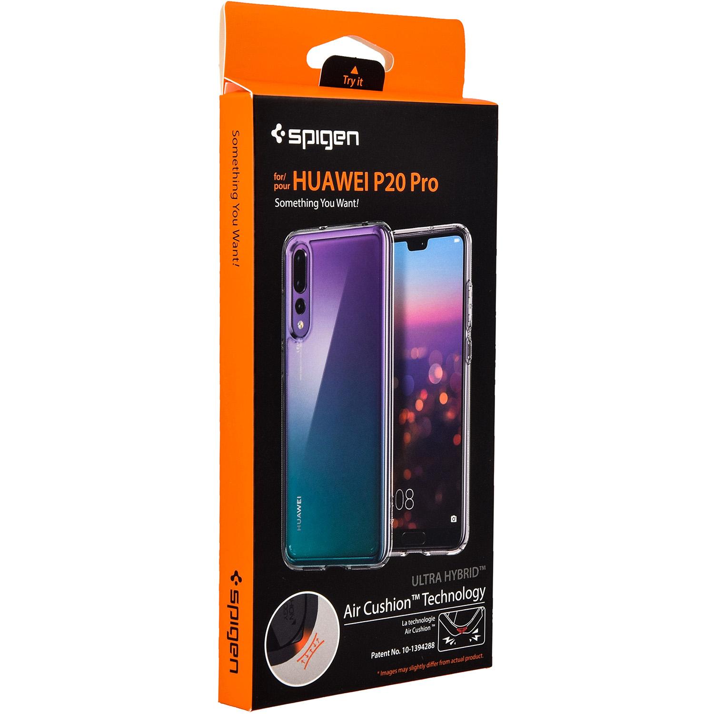 huge selection of 32106 d05d3 Etui Spigen Ultra Hybrid Huawei P20 Pro, przezroczyste