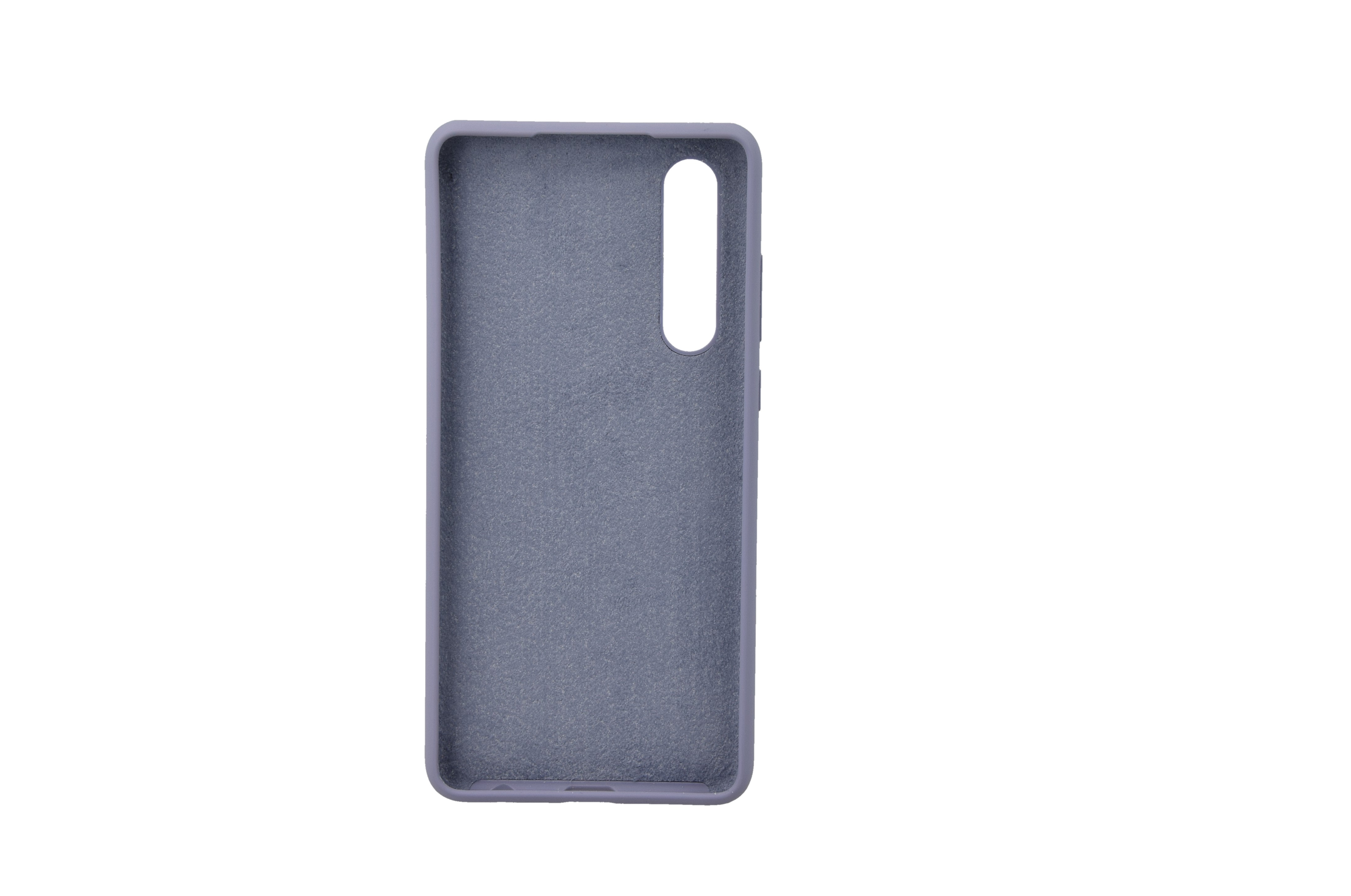 Etui Liquid Silicon Case do Huawei P30
