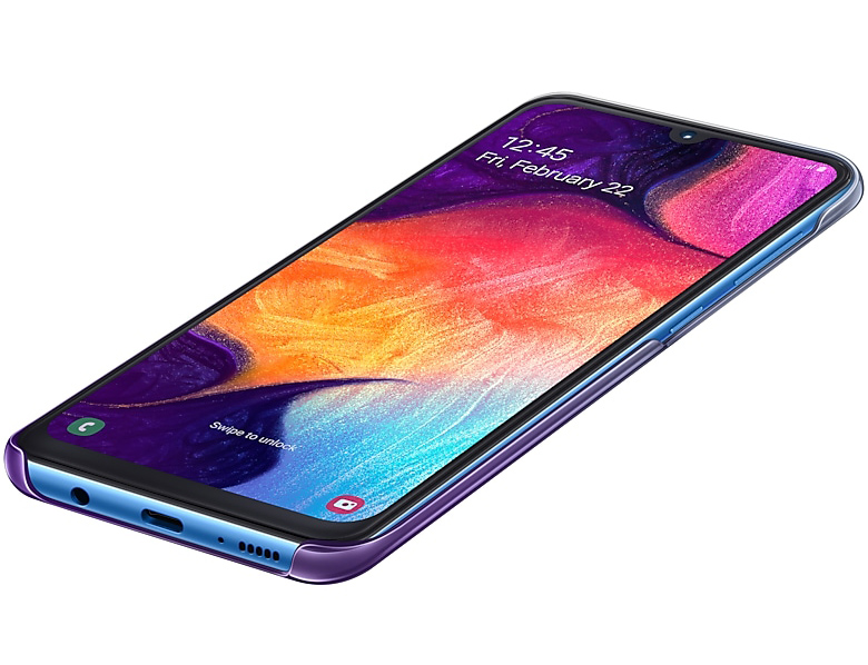 Etui Samsung Gradation Cover do Galaxy A50