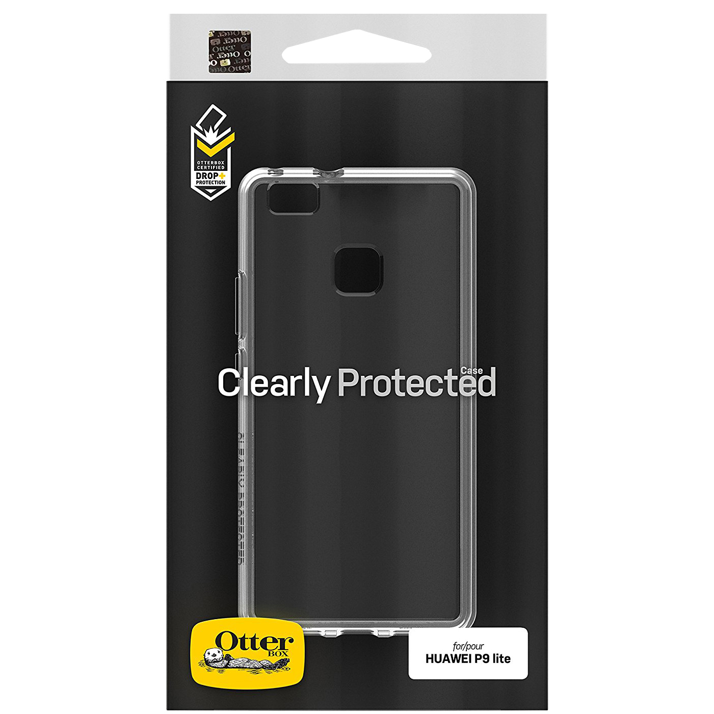Etui OtterBox Clearly Protected Case do Huawei P9 lite, przezroczyste.