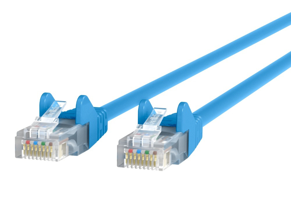 Kabel sieciowy Belkin Snagless CAT6 Network Ethernet Cable RJ45