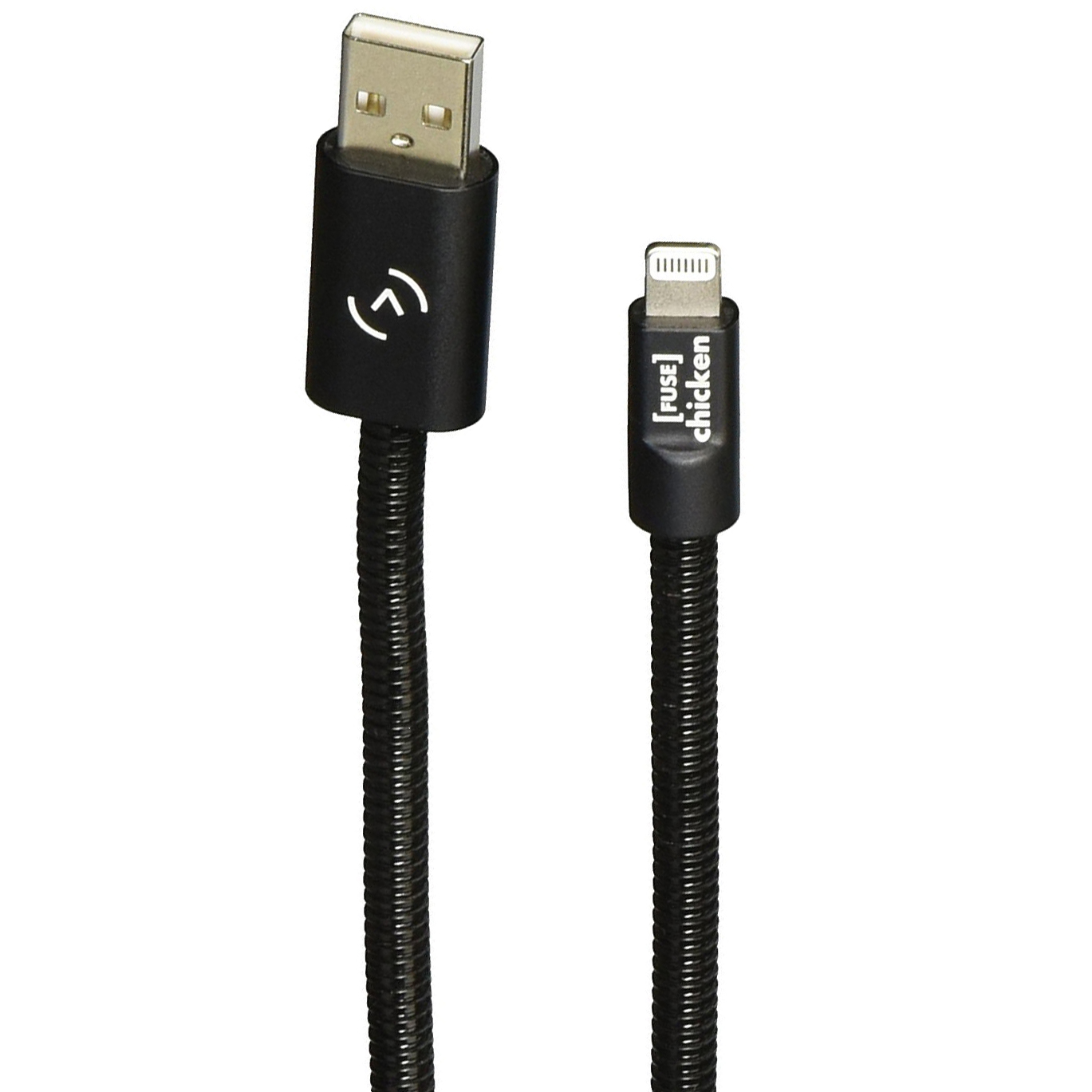 Kabel Fuse Chicken Titan Black+, USB-Lightning, 1,5m