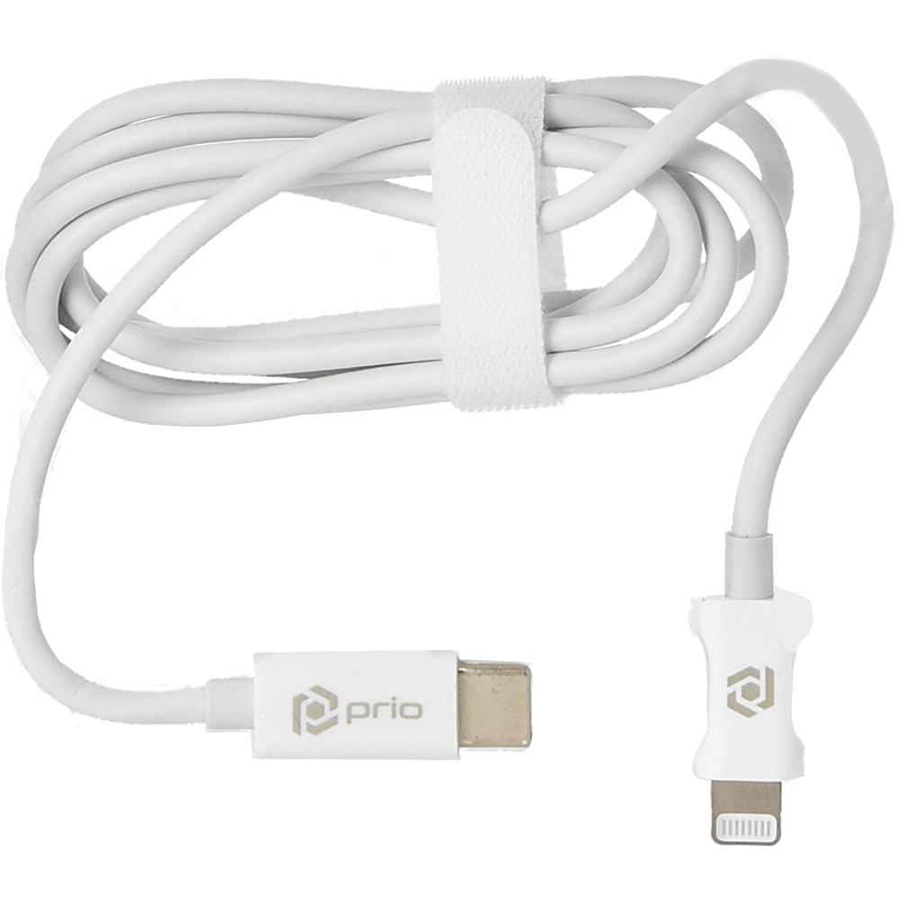 Kabel Prio Fast Charge USB-C do Lightning