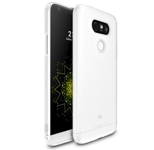Etui Ringke Slim LG G5 frost white