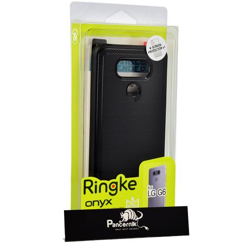 Etui Ringke onyx lg g6 black