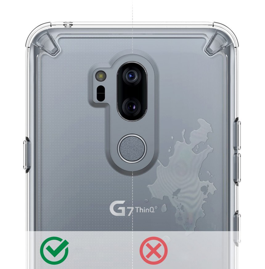 Etui Rearth Ringke Fusion do LG G7 ThinQ