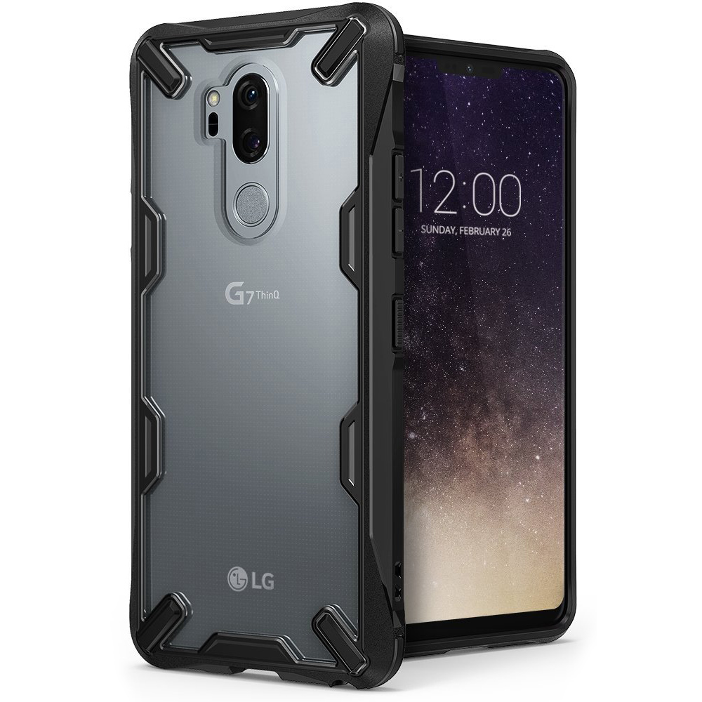 Etui Rearth Ringke Fusion X do LG G7 ThinQ