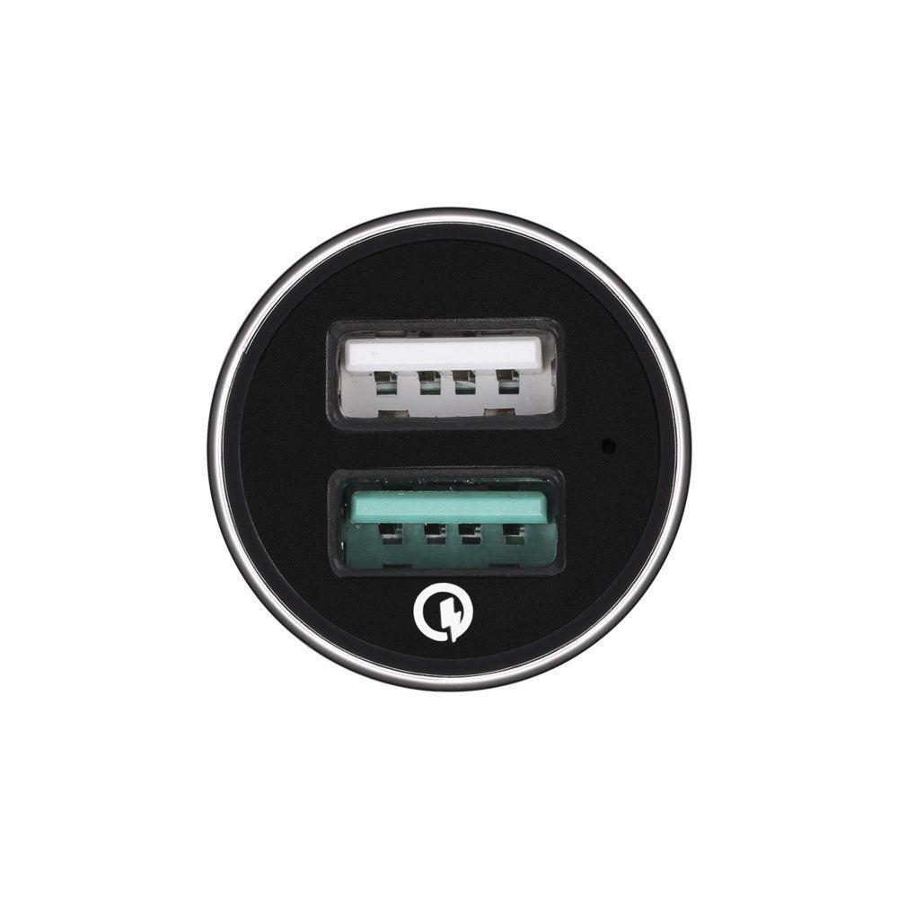 the best attitude 66919 7c039 Ładowarka samochodowa Spigen Quick Charge 3.0 Car Charger F27QC 2x USB,  czarna