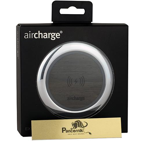 Ładowarka Indukcyjna AirCharge Executive Wireless Charger, Ebony Veneer