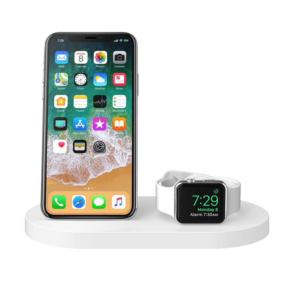 Ładowarka Belkin BoostUp Wireless Charging Dock Apple Watch, Apple iPhone