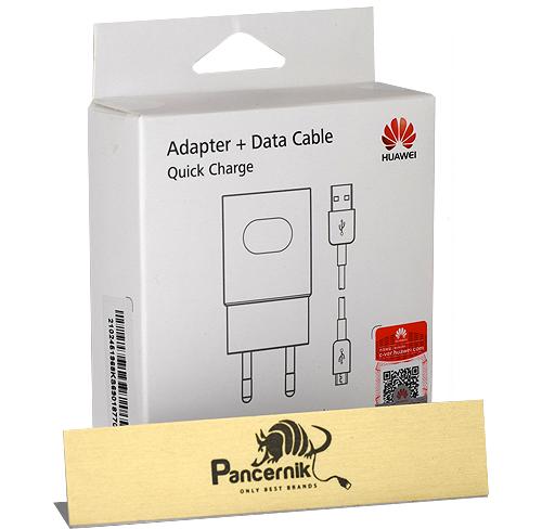 ładowarka scieiowa Huawei Quick Charge biała white