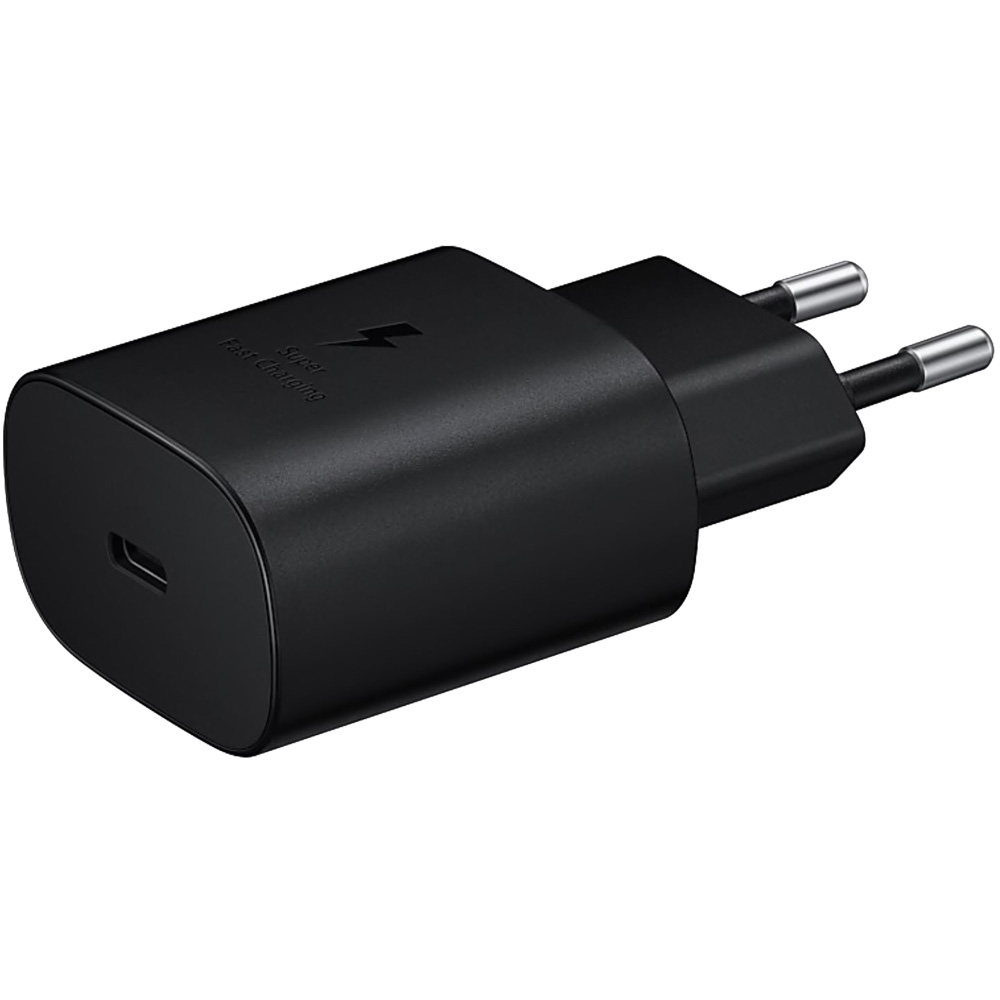 Samsung PD 25W Wall Charger EP-TA800XB black