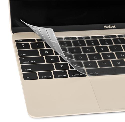 Etui Nakładka na klawiaturę Moshi Clearguard MacBook Pro 13, Retina MacBook 12, EU