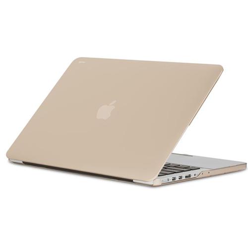 Etui Moshi iGlaze  macbook Pro retina 13'' złote gold