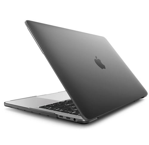 Etui Supcase i-Blason Halo Series Hard Shell MacBook Pro 13 2016, półprzezroczysty matowy czarny frost black